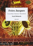 Okładka: Richards Scott, Frere Jacques - Wind Band