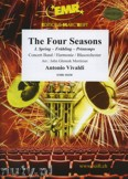 Ok�adka: Vivaldi Antonio, The Four Seasons  - I. Printemps - Wind Band