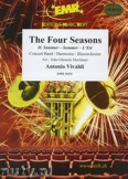 Ok�adka: Vivaldi Antonio, The Four Seasons  - II. Sommer - Wind Band