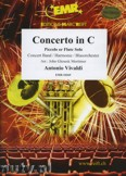 Ok�adka: Vivaldi Antonio, Concerto in C - Flute