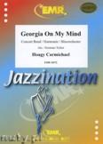 Ok�adka: Carmichael Hoagy, Georgia On My Mind - Wind Band