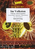 Ok�adka: Grieg Edward, Im Volkston - Wind Band