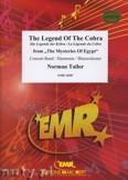 Okładka: Tailor Norman, Die Legende der Kobra (The Mysteries Of Egypt) - Wind Band