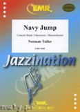 Okładka: Tailor Norman, Navy Jump - Wind Band