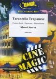 Okładka: Saurer Marcel, Tarantella Trapanese - Wind Band