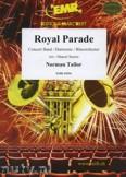 Okładka: Tailor Norman, Royal Parade - Wind Band