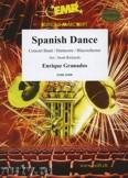 Ok�adka: Granados Enrique, Spanish Dance - Wind Band