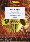 Ok�adka: Oliver King, Irish Eyes (Chorus SATB) - Wind Band