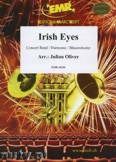 Ok�adka: Oliver King, Irish Eyes  - Wind Band