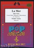 Okładka: Trenet Charles, La Mer (Solo Voice) - Wind Band