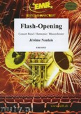 Okładka: Naulais Jérôme, Flash-Opening - Wind Band