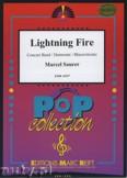 Okładka: Saurer Marcel, Lightning Fire - Wind Band