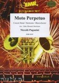 Okładka: Paganini Niccolo, Moto Perpetuo - Wind Band
