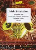 Okładka: Tailor Norman, Irish Accordion (Accordion Solo) - Wind Band