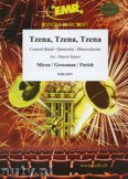 Okładka: Miron Issachar, Grossman Julius, Parish Mitchell, Tzena, Tzena, Tzena - Wind Band