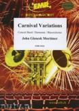 Okładka: Mortimer John Glenesk, Carnival Variations - Wind Band