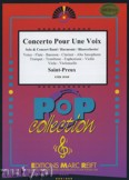 Okładka: Saint-Preux, Concerto Pour Une Voix