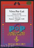 Okładka: Panceri Louigi, Mengali Mauro, Zelli Valerio, Vivo Per Lei (Chorus SATB) - Wind Band