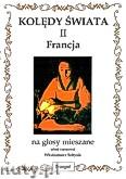 Okładka: Sołtysik Włodzimierz, Kolędy świata II (Francja)