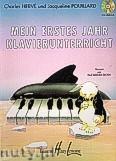 Okładka: Hervé Charles, Pouillard Jacqueline, Mein Erstes Jahr Klavierunterricht