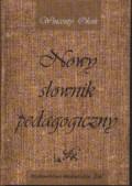 Okładka: Okoń Wincenty, Nowy słownik pedagogiczny