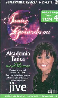 Okładka: , Taniec z gwiazdami t. 4  jive