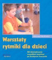 Okładka: Herdtweck Waltraud, Warsztaty rytmiki dla dzieci