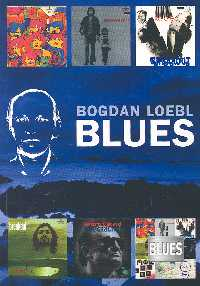 Okładka: Loebl Bogdan, Blues