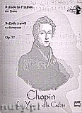 Okładka: Chopin Fryderyk, Ballada f-moll, op. 52 na fortepian solo