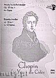Ok�adka: Chopin Fryderyk, Etiuda As-dur, op. 25 nr 1 na fortepian solo