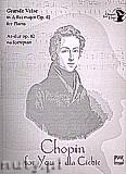Okładka: Chopin Fryderyk, Grande Valse As-dur, op. 42 na fortepian solo