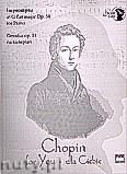 Ok�adka: Chopin Fryderyk, Impromptu Ges-dur, op. 51 na fortepian solo