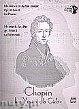 Okładka: Chopin Fryderyk, Mazurek As-dur, op. 59 nr 2 na fortepian solo