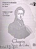 Okładka: Chopin Fryderyk, Polonez d-moll, op. 71 nr 1 na fortepian solo