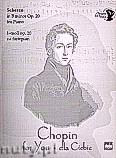 Ok�adka: Chopin Fryderyk, Scherzo h-moll, op. 20 na fortepian solo