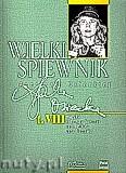 Okładka: Osiecka Agnieszka, Wielki Śpiewnik Agnieszki Osieckiej