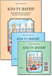 Okładka: Tomaszewska Maria, Kto ty jesteś + 2CD