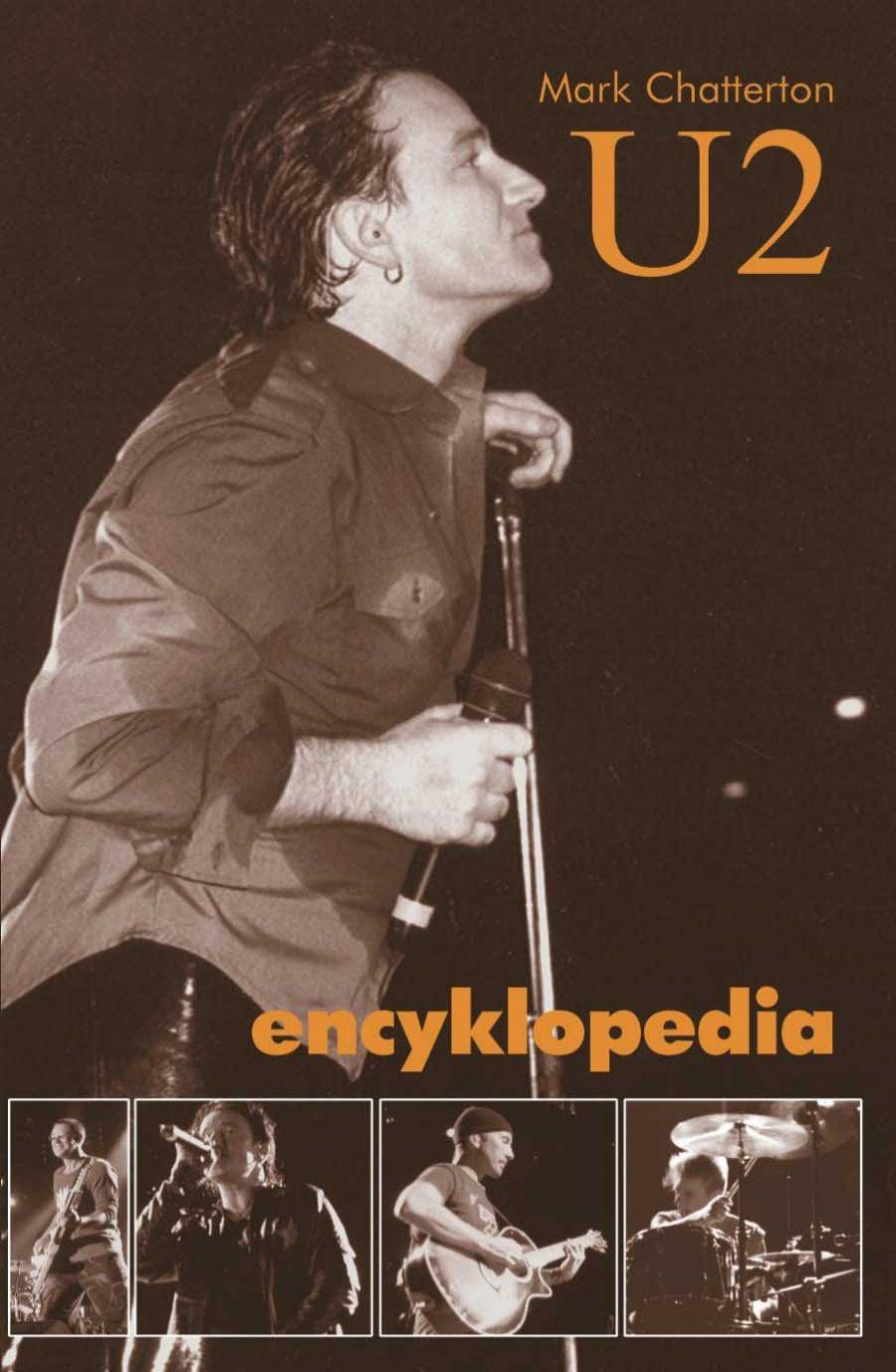Okładka: Chatterton Marek, Encyklopedia U2