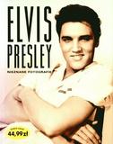 Okładka: Clayton Marie, Elvis Presley. Nieznane fotografie