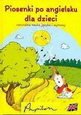 Ok�adka: , Piosenki po angielsku dla dzieci /��ta