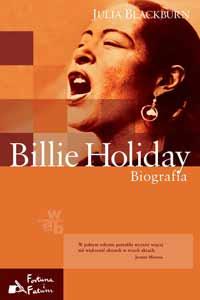 Okładka: Blackburn Julia, Biografia Billie Holiday