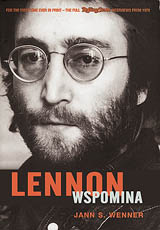 Ok�adka: Wenner Jann, Lennon wspomina