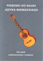 Okładka: , Piosenki do nauki języka niemieckiego