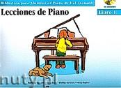 Okładka: Rejino Mona, Kern Fred, Kreader Barbara, Keveren Phillip, Lecciones De Piano, Vol. 1