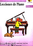 Okładka: Keveren Phillip, Kern Fred, Rejino Mona, Kreader Barbara, Lecciones De Piano, vol. 2