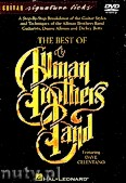 Okładka: Celentano Dave, The Best Of The Allman Brothers Band: Guitar Signature Licks