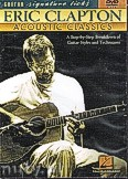 Okładka: Clapton Eric, Acoustic Classics - Guitar Signature Licks DVD