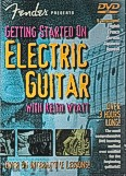 Okładka: Wyatt Keith, Fender Presents: Getting Started On Electric Guitar (DVD)
