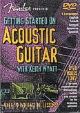 Okładka: Wyatt Keith, Fender Presents: Getting Started On Acoustic Guitar (DVD)