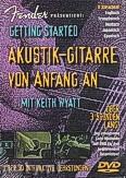 Okładka: Wyatt Keith, Fender Präsentiert: Akustik-Gitarre Von Anfang An (DVD)